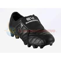 52924b2f2 2195-zapato De Futbol Manriquez Profesional Total Negro en venta en ...