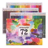 Lapices 72 De Colores Profesionales Creative Colores