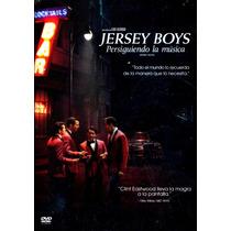 Dvd Jersey Boys Persiguiendo La Musica ( 2014 ) Clint Eastwo