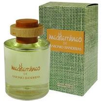 Mediterraneo Antonio Banderas 200ml,hombre,amor,regalo