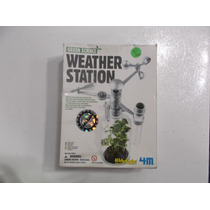 Kit Para Constuir Estacion Meteorologica Para Niños.
