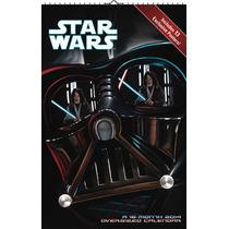 Star Wars Saga Posters Calendario 2014 Nuevo De Coleccion