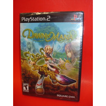 Dawn Of Mana Ps2 Nuevo!!! Sellado De Fabrica!!! ;)