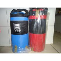 Costal Para Boxeo 70 Cm. Vinil Y Lona
