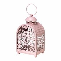 Gottgöra Ikea Linterna De Vela Color Rosa