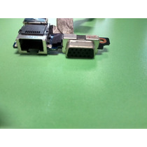 Adaptador De Red Y Video, Toshiba, Satellite T215d-sp1004m