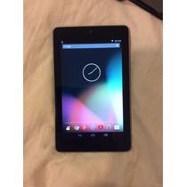 Nexus 7 De 32 Gb, Ranura Para Sim 3g