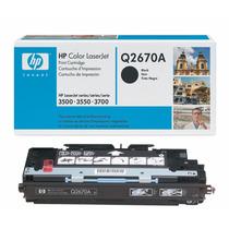 Carutcho Toner Black Para Hp Laserjet 3500/3550/3700 Q2670a