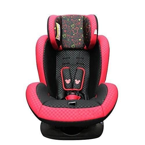 Auto asiento infantil color rojo marca lifestyle para for Asiento infantil para auto