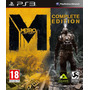 Metro Last Light Complete Edition Ps3 + Dogfight 1942