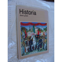 Libro Año 1994 , Historia De Mexico Sexto Grado , 111 Pagina