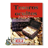 Libro De Tesoros Ocultos, Jgo Varillas Y Péndulo Profesional