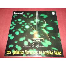 Dos Guitarras Flamencas Paco De Lucia Lp Español 1978 Mdisk