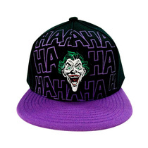 Batman Gorra Joker Guason Unisex Original Official