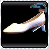 Exhibidor Para Zapatos En Acrílico Para Vitrinas