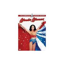 Dvd Mujer Maravilla: Segunda Temporada : Lynda Carter