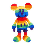 Disney Store Peluche Mickey Mouse Rainbow Disney Collection