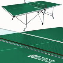 Mesa De Ping Pong Profesional Verde - Envio Gratis (r)