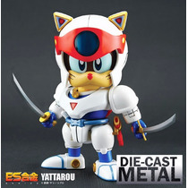 Gato Samurai Cat Ninja Yattarou Preventa