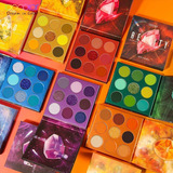 Docolor Set De 6 Paletas De Sombras Para Ojos 100% Original