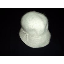 Hermoso Gorro Gap Con Wool Y Pelo De Conejo T- S - M Origina