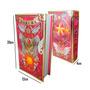 Sakura Card Captor Libro Sakura Kero Con 54 Cartas Cerberus