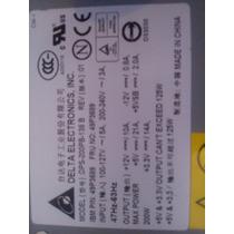 Fuente De Poder Delta Elctronics Modelo:dps-200pb-138 B