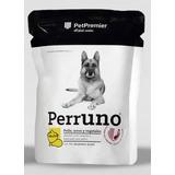 Alimento Húmedo Para Perro Perruno Caja Con12 Sobres Petguru