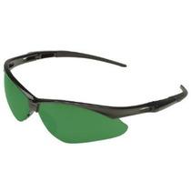 Jackson Safety 3004761 Nemesis Corte Frame Gafas Negro / Iru