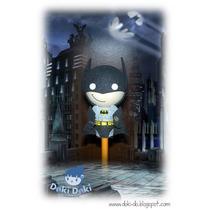 Fofucho Batman Robin Batgirl Fofulapiz Fofulapices Fofuchas