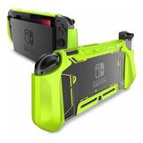 Funda Para Consola Nintendo Switch Y Mando Joy-con, Verde