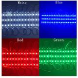 Modulo 3 Led 12v Dc Chip Smd5730 Dc Proyectos  Iluminación