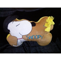 Cojines Peanuts, Snoopy, Mafalda, Charlie!! Peluche