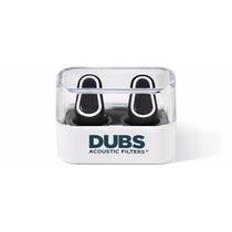 Dubs Filtros Acusticos De Tecnologia Avanzada Tapones Oidos