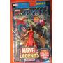 Marvel Legends Elektra Serie Iv 4, Toy Biz
