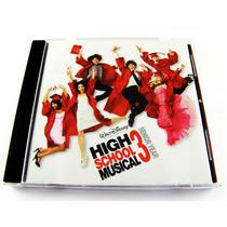 High School Musical 3 Senior Year Disney Cd Como Nuevo 2008