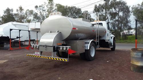 Tanque pipa para agua potable tipo pemex 10 000 lts for Estanque de agua 10000 litros precio