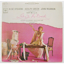 Lady In The Dark / Kurt Weill ( Musical) 1 Disco Lp Vinil