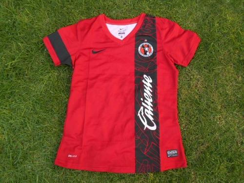 Jersey Club Tijuana Xolos Nike De Dama Blusa Mujer Local ¡¡ -   350 ... 61d007418b9a1