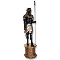Antiguedades Figuras Artesanias Orientales Horus Egipcio