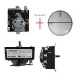 Timer Reloj + Perilla Secadora Easy Mabe 234d1296p017