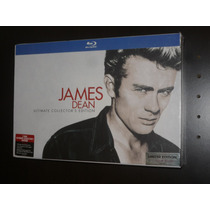 James Dean Ultimate Collector´s Edition Blue Ray
