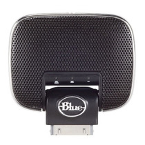 Mikey Mircofono Para Ipod Apple Grabar Blue Microphones