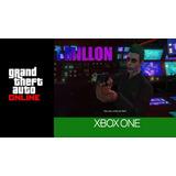 Oferta Dinero Gta V Online Xbox One Millón Extra