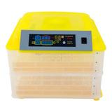 Incubadora Para 96 Huevos Volteador Automatico 100w 2 Nivele