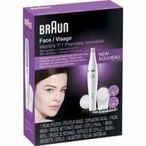 Depiladora Braun Facial