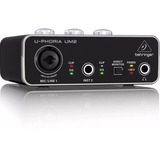 Behringer U-phoria Um-2 Interfaz De Audio Usb
