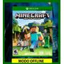 Minecraft Xbox One Offline Licencia Digital Original