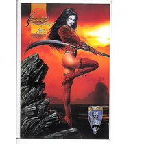 Shi - Senryaku Part 3 Comic * Lady Rawhide Vampirella 1995