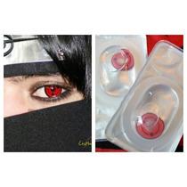 Pupilentes Halloween Naruto Y Mas